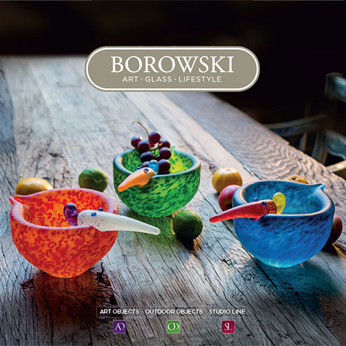Borowski Main Catalog 2017