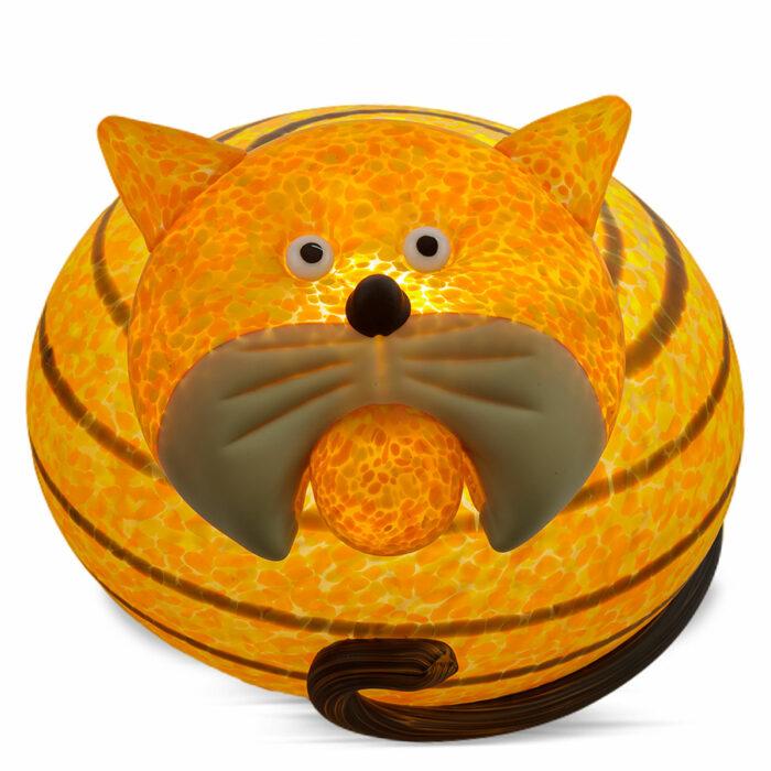 KIDDO - Borowski Tischleuchte orange