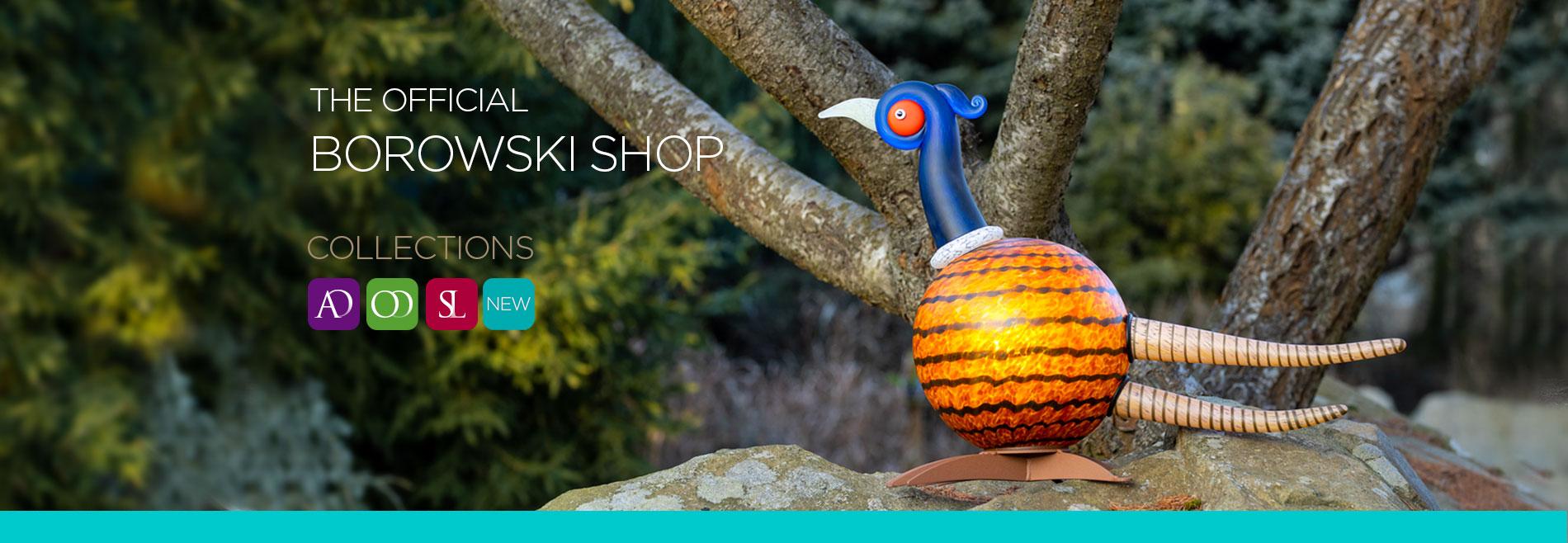 The Official Borowski Shop