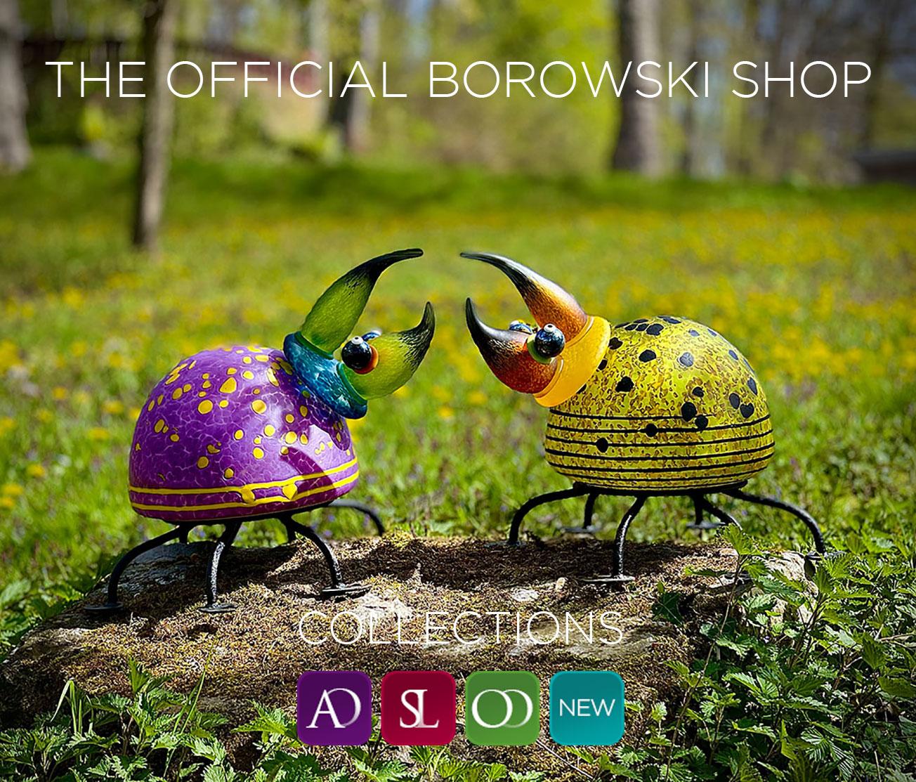 Borowski NEWS 2021 | HERKULES BUG