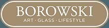 Borowski Glass Logo