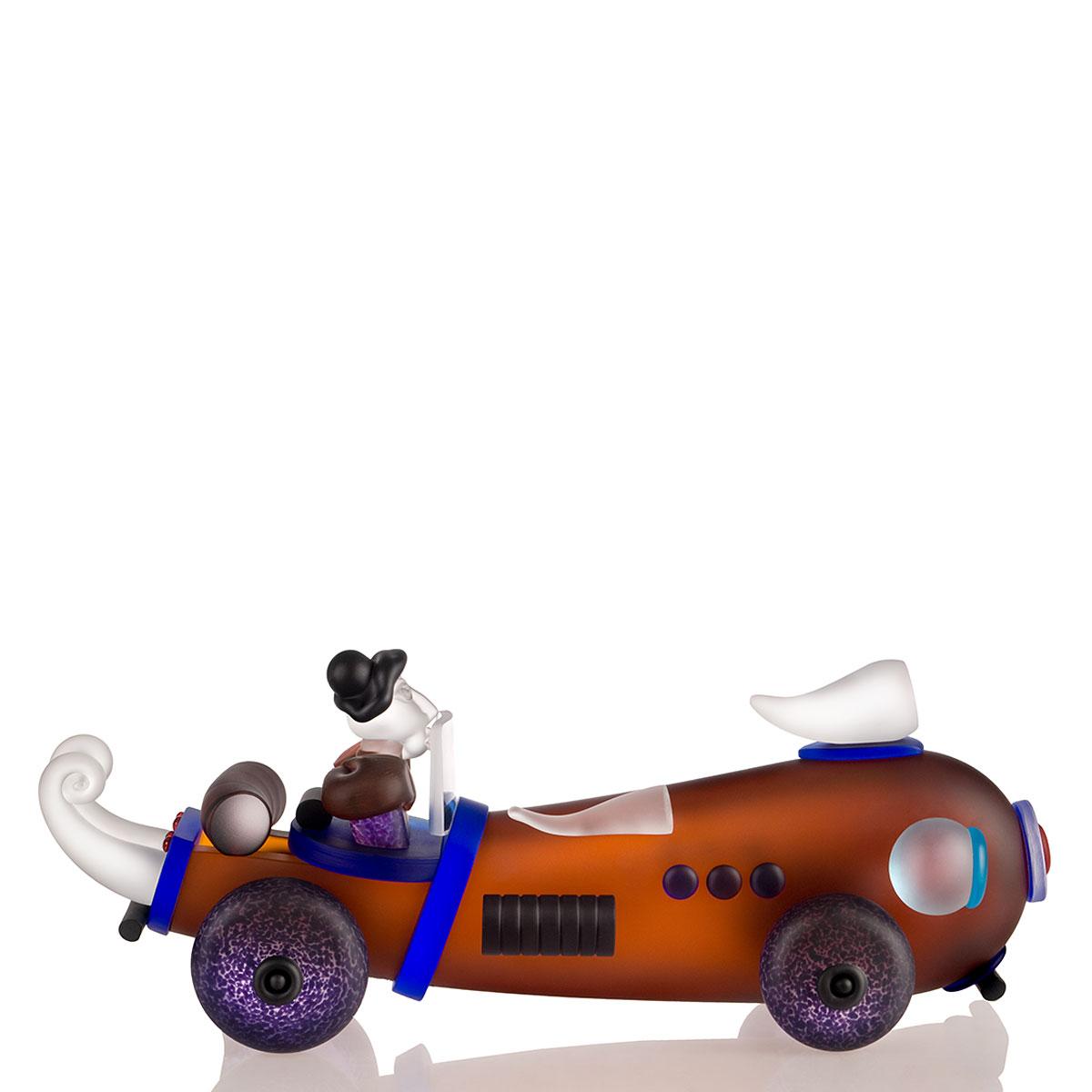 RETRO CAR amber