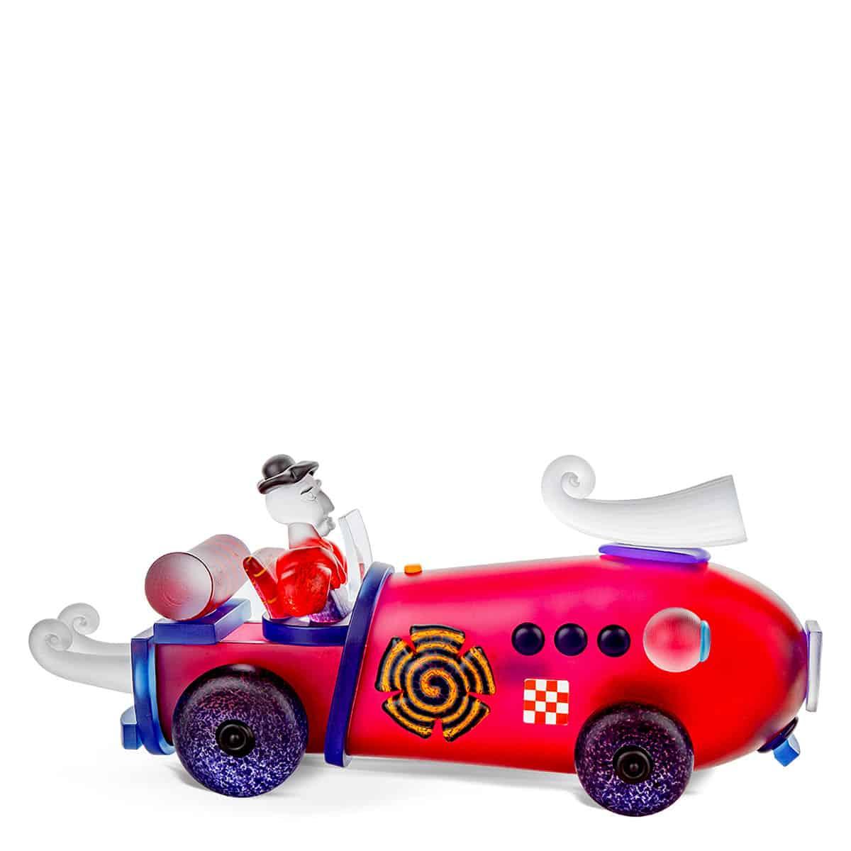 Retro Car - Borowski Objekt