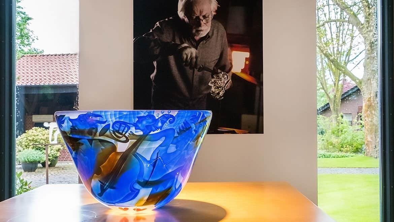 Stanislaw Borowski - Glasschale