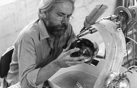 1982 - Stanislaw Borowski, Glashaus am Wasserturm in Rheinbach