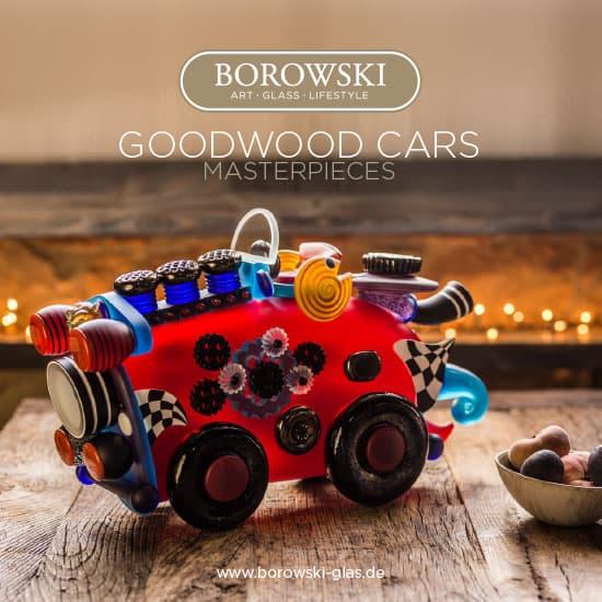Borowski GOODWOOD CARS - Masterpieces Katalog