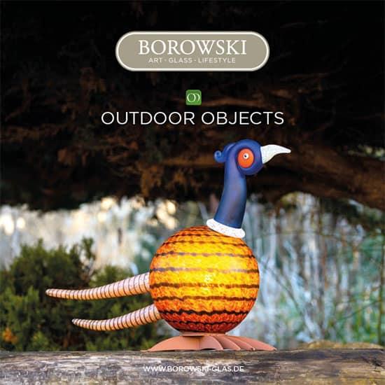 Borowski Outdoor Objects Katalog 2021