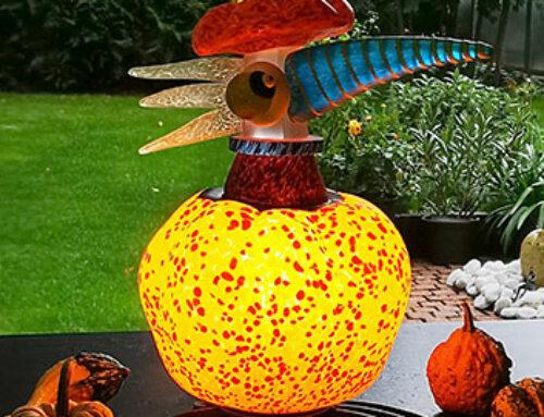 PUMPKIN auf dem Herbstlichterfest