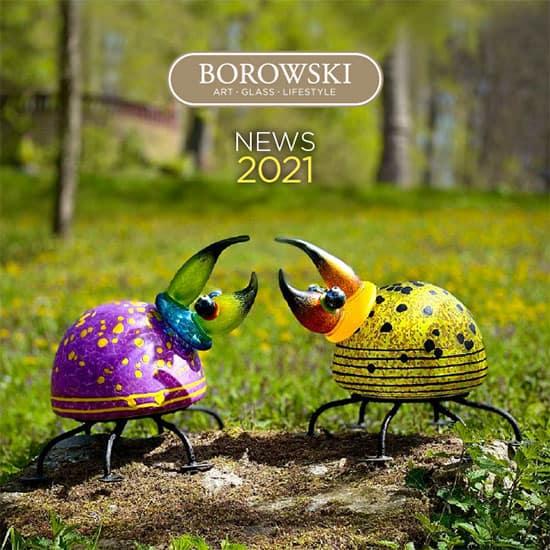Borowski NEWS 2021 Katalog