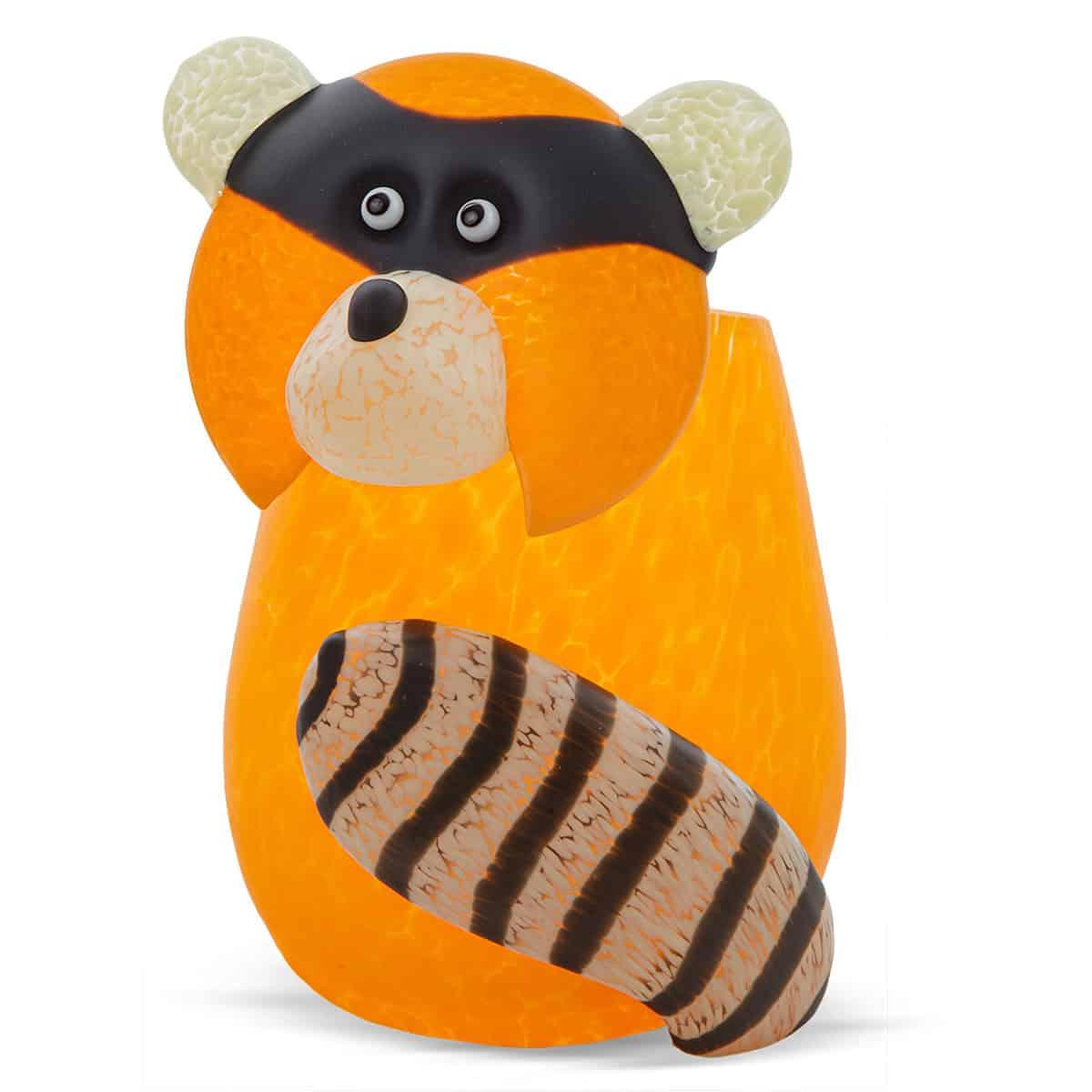 BANDITO SMALL | Borowski Glasvase orange