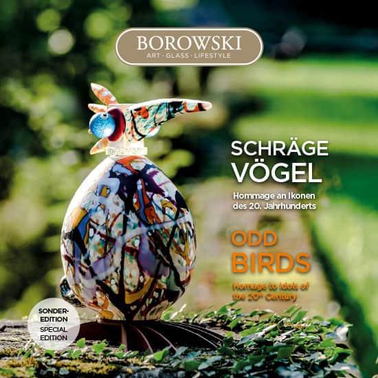 Schräge Vögel Katalog 2021