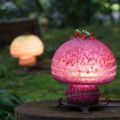 SHROOMS | Borowski Lichtobjekt Pilze