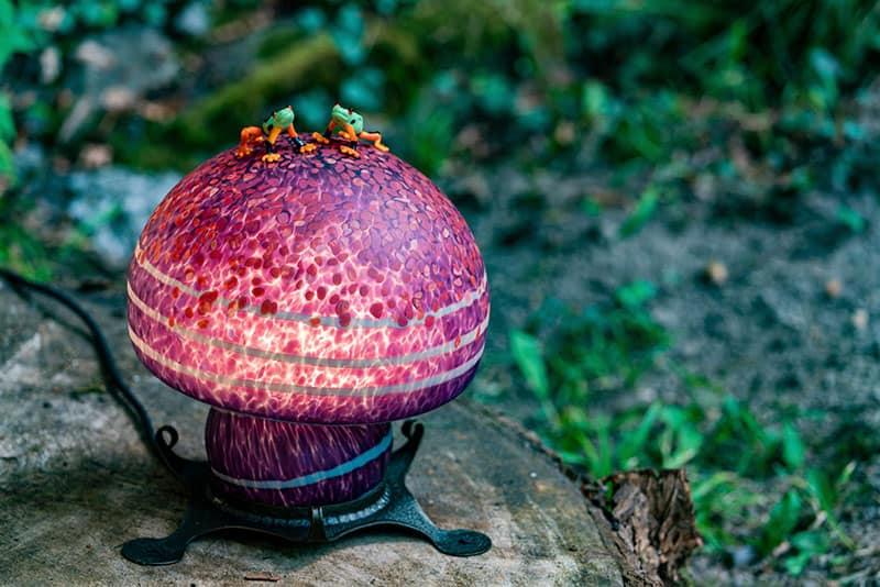 SHROOMS | Lichtobjekt Pilz